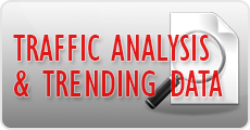 Traffic Analysis and Trending Data